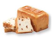 レーズン食パン「ど直球」